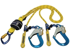 FORCE2™ shock absorbing lanyards - The Next Revolution in Lanyard Technology