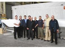 Capital Safety's Wind Energy Team