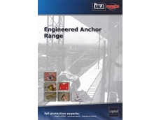 The new Engineered Anchor Range brochure