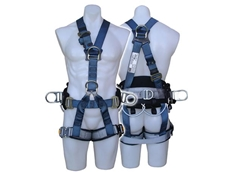 New climbing harness