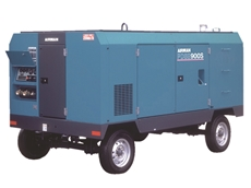 Airman portable compressors