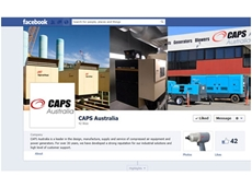 The CAPS Australia Facebook page will be regularly updated with news and product updates
