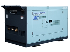 The versatile and compact Airman PDSF210SC diesel compressor