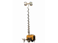 CAPS launches mine spec lighting towers