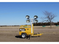 Allmand ML8V lighting tower