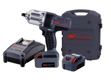 CAPS releases Ingersoll Rand's new cordless impact wrench