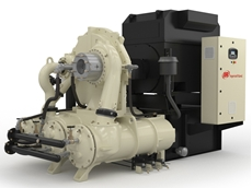 The new Ingersoll Rand Centac 800 centrifugal compressor from CAPS Australia