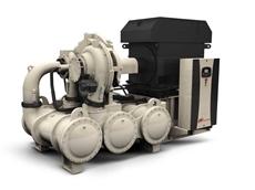 Centac C1000 centrifugal compressor