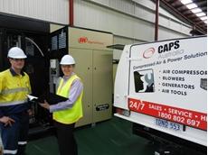 CAPS Australia Technicians