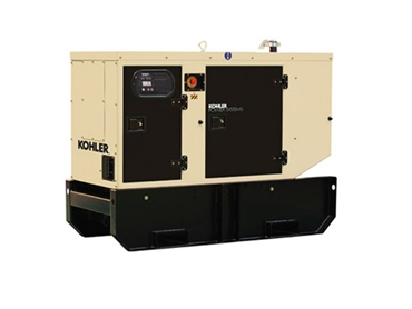 Kohler rental power generator