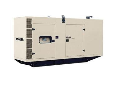 Kohler power generator