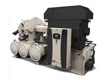 Ingersoll Rand Oil-Free Centac Compressor