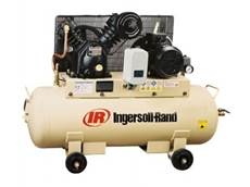 Ingersoll Rand Type 30 Compressor - Horizontal Received Unit 5T2NLC7-FF