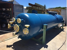 Process Vessels, Pressure Vessels & Air receivers