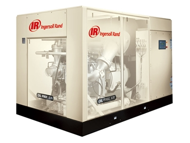 Ingersoll Rand Sierra oil free air compressor