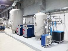 CAPS AL Series oil-free scroll compressors