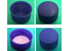 Medium skirt length plain bottle caps
