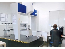 Agfa-Gevaert uses a Zeiss measuring machine for quality inspection