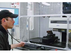 Carl Zeiss measuring machines used by Cummins to measure tiny precision parts