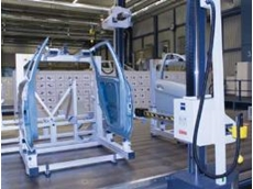 Horizontal-arm measuring machines