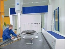 Measuring system for precision components