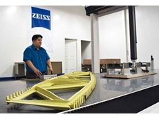 Jamco Aerospace uses two Carl Zeiss coordinate measuring machines for quality assurance