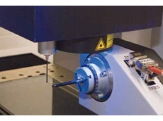O-INSPECT multi-sensor coordinate measuring machine from Carl Zeiss checks cosmetic pens at Schwan Cosmetics