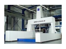 Gantry measuring machine