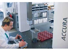 Zeiss ACCURA II coordinate measuring machine reliably measures small motor parts