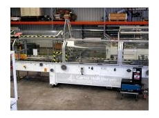 Fully-enclosed CHH products packaging system.