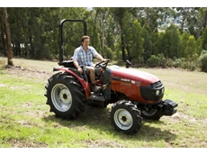 Case IH is offering a $1,500 Visa gift card with every Case IH Maxxfarm tractor purchased before the end of March 2012