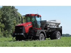 The brand new Case IH Titan 4020 floater