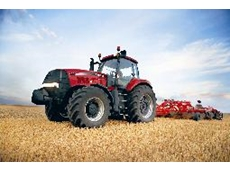IH Magnum 335 tested as the highest horsepower conventional tractor ever in the Nebraska test report