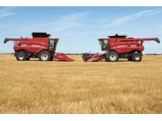 88 and 20 Series Axial-Flow combine harvesters
