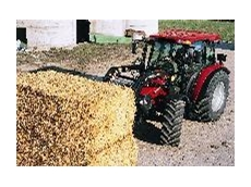 The new JXU 105 from Case IH