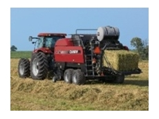 Five New Balers available from Case IH