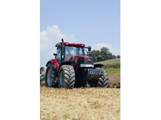 Case IH's new Puma 225 tractor with standard CVT is ideal for use in a wide range of applications – from hay to dairy, broadacre, cane and haulage