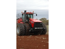 Steiger 535 Delivers Power and Fuel Efficiency