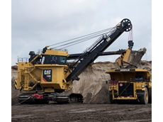 Cat launches new hoist brake for rope shovels
