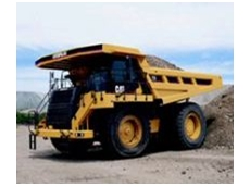 Designed for comfortable and efficient operation: Caterpillar Off-Highway Trucks