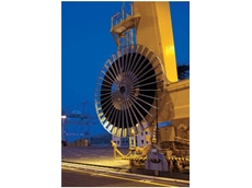 Exceptional Performance with Horizontal and Vertical Motorised Cable Reels from Cavotec Australia