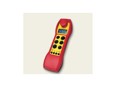 Certified reliability  with MC-2-3 Radio Remote Control