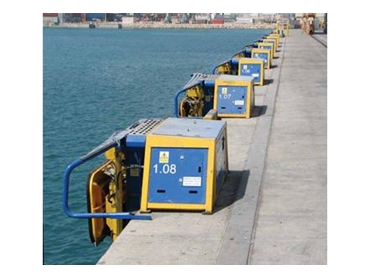 MoorMaster Technology removes the need for conventional mooring lines