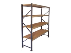 Top Shelf long span shelving