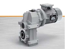 ATS shaft mounted gearbox