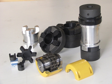 Couplings, Pulleys and Motor Drives