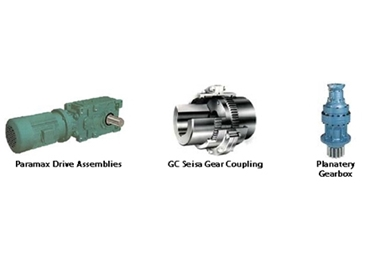 Heavy Duty Drive Assemblies and Gearboxes