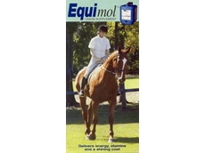 Equimol liquid feed supplements from Champion Liquid Feeds
