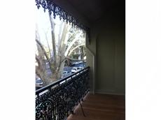 Aluminium lacework balustrades