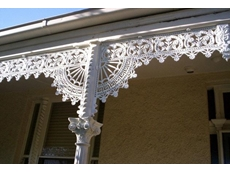 Lacework produced by Chatterton Lacework